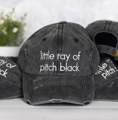 Little Black Ray