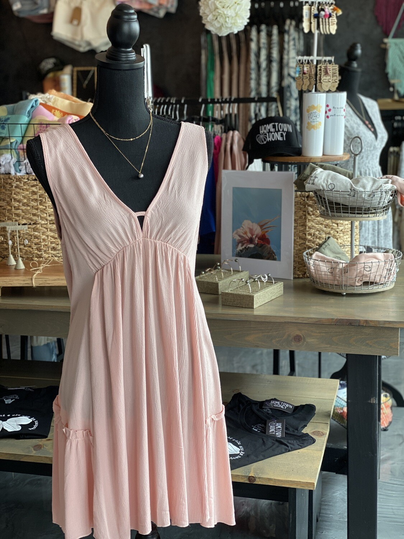Swayed Away Dress