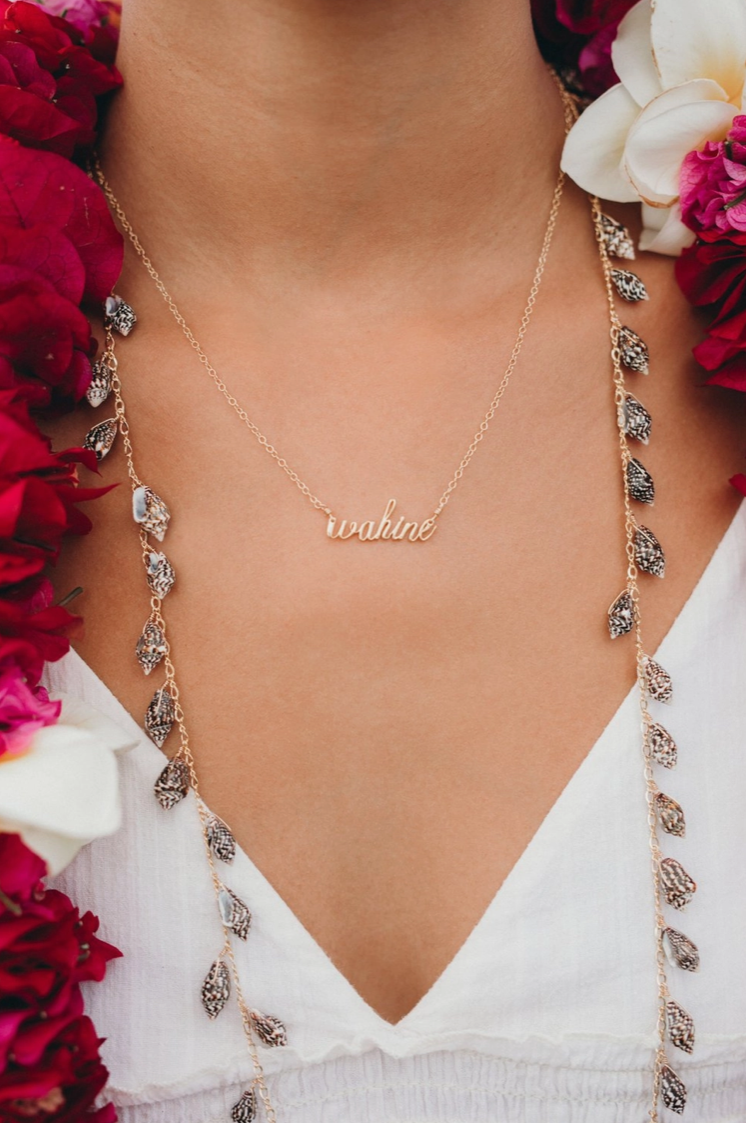 Wahine Necklace