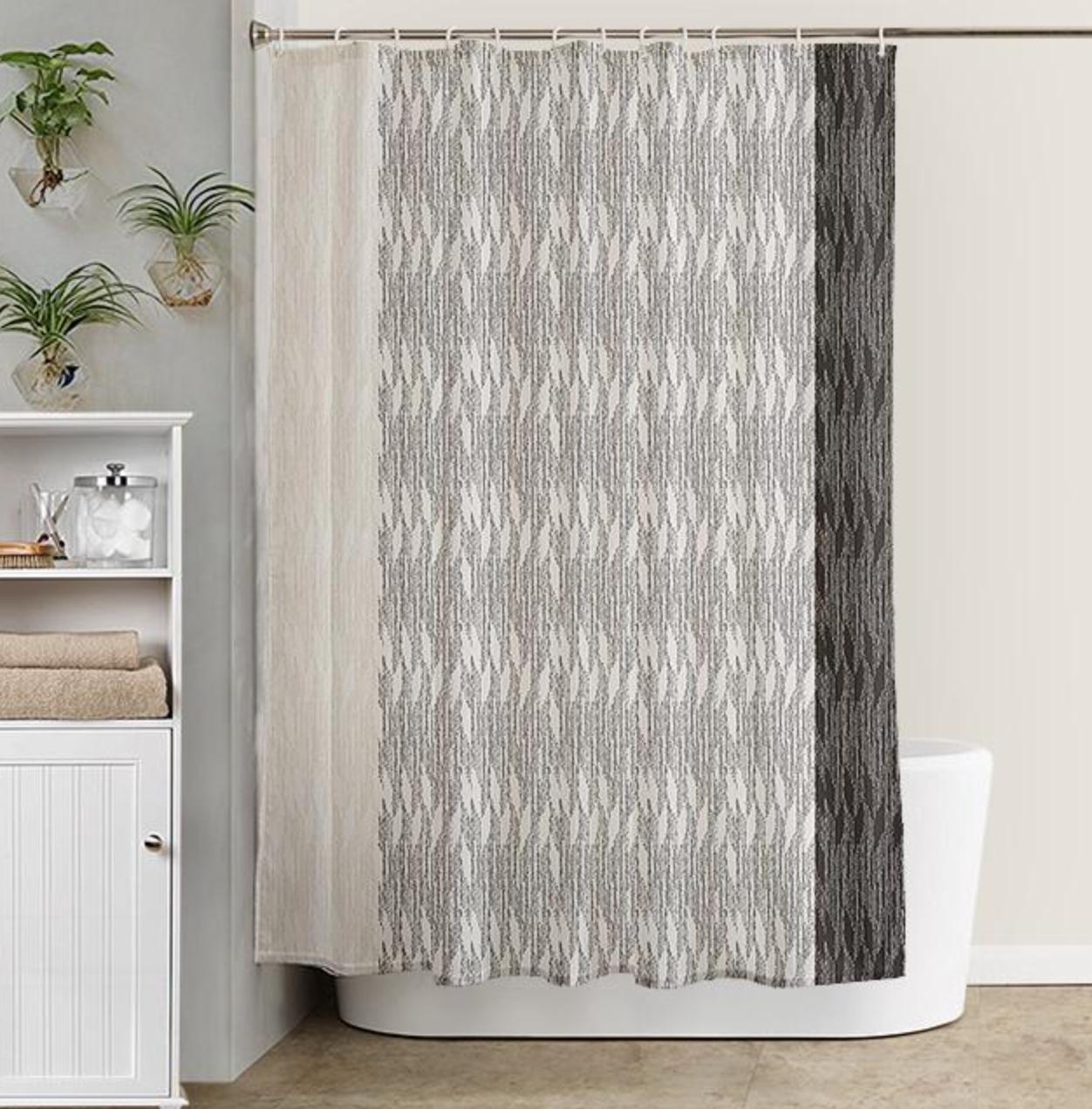 NOHO HOME Shower Curtain