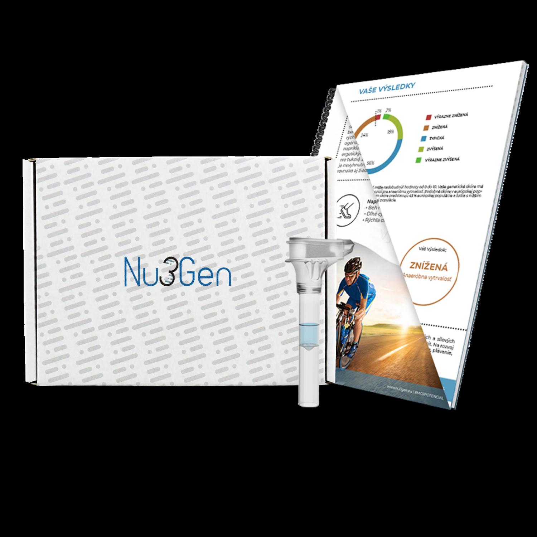 NU3Gen starter Pack +