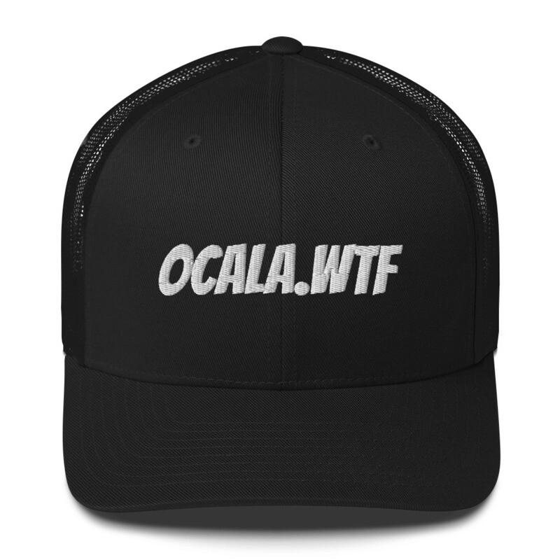 OCALA.WTF Trucker Cap