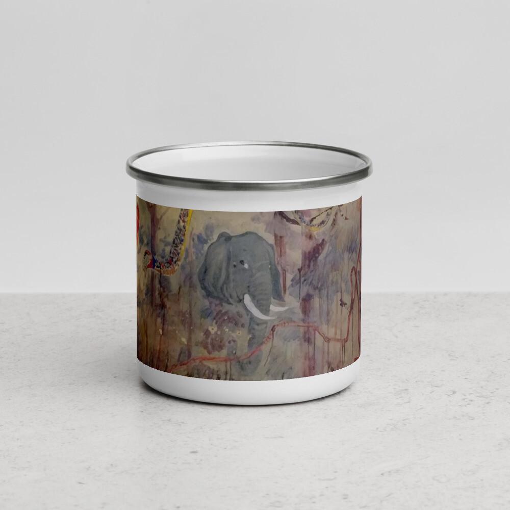 Untouched Wilderness - Enamel Mug