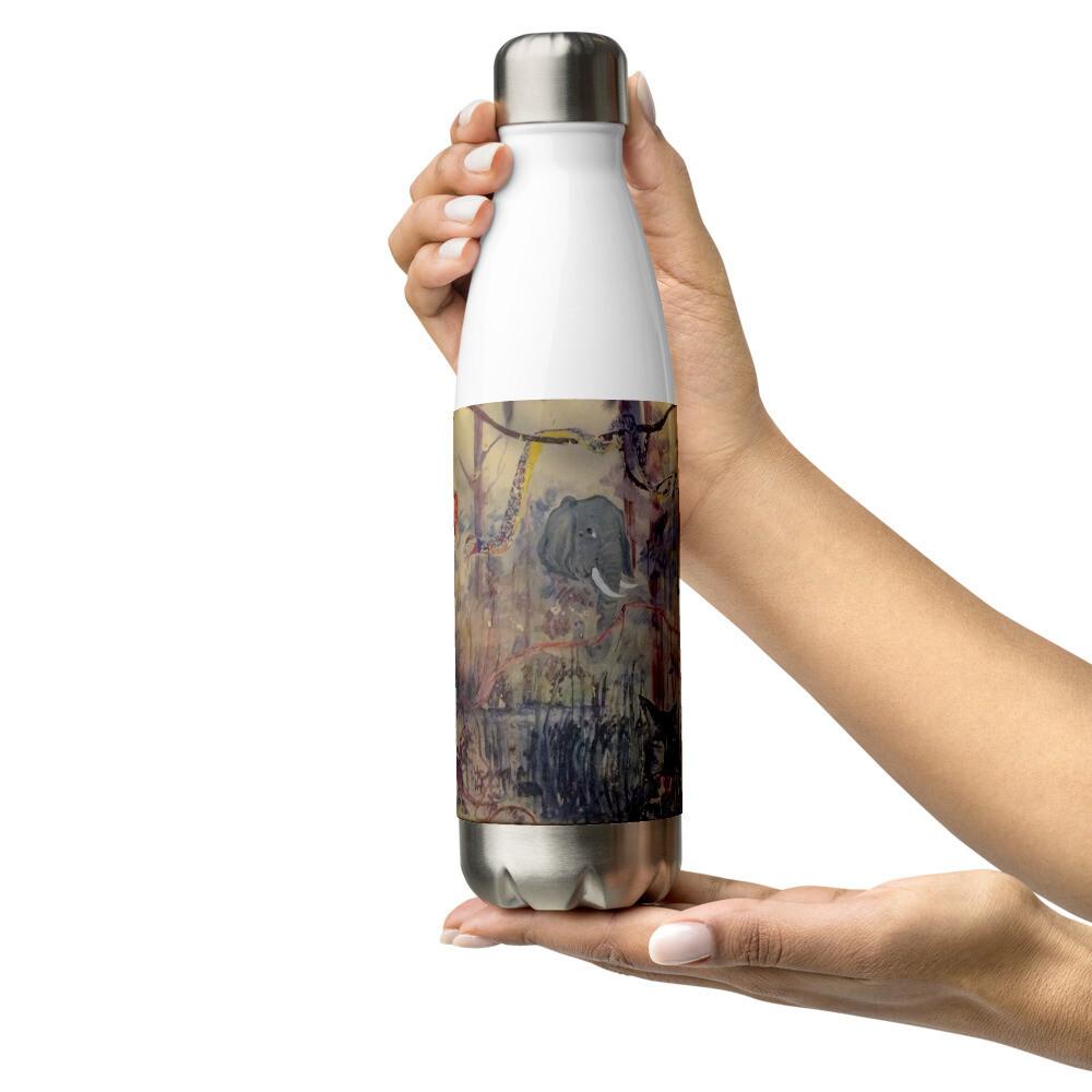 Untouched Wilderness - Stainless Steel Water Bottle