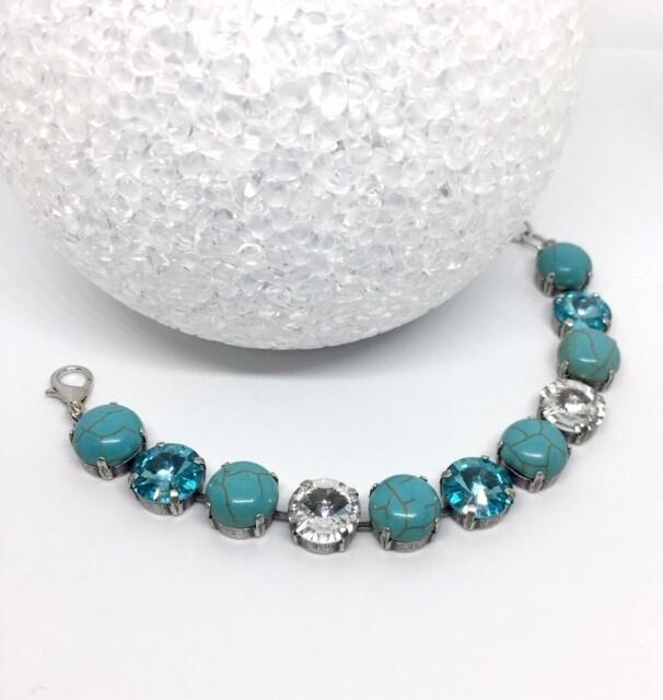 Turquoise Love, Bracelet