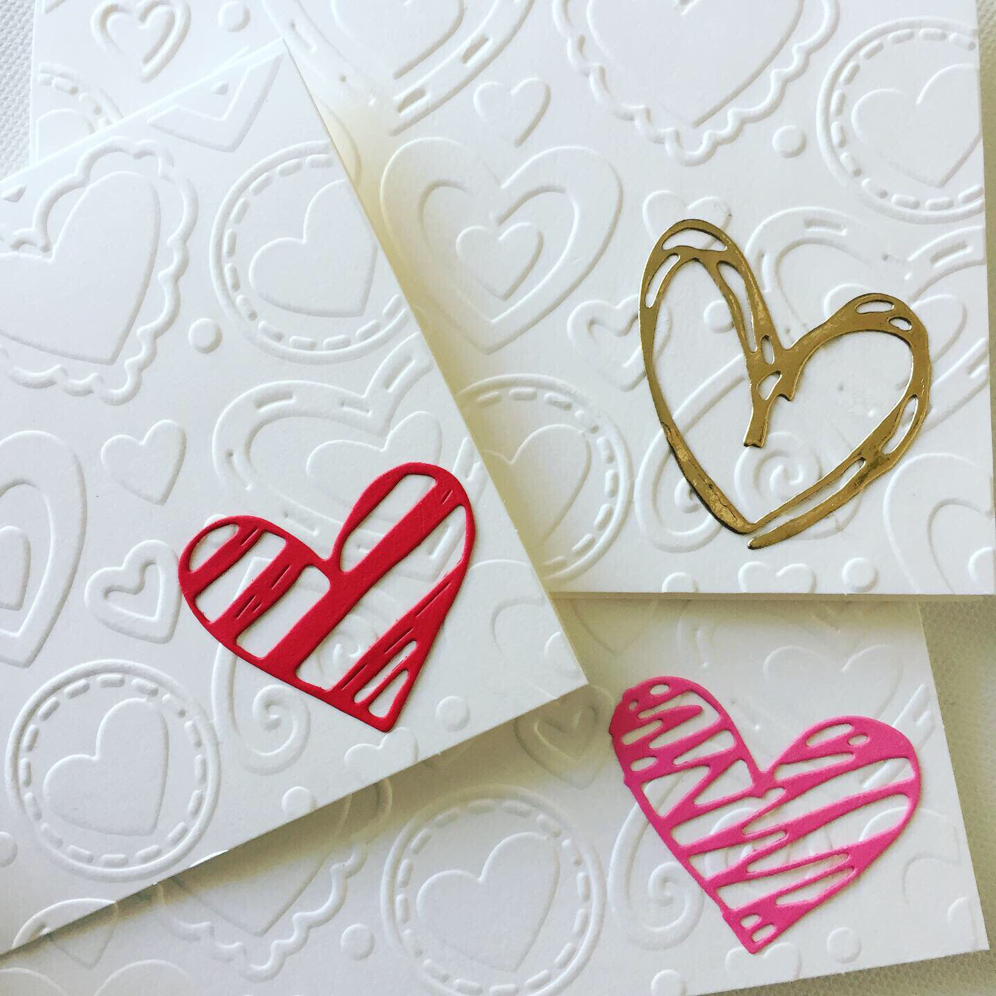 Greeting Card - Heart Cards