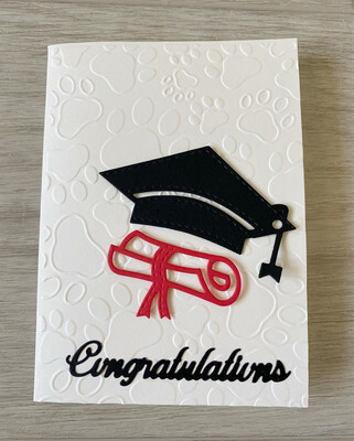 Graduation Card, UGA Graduation Card