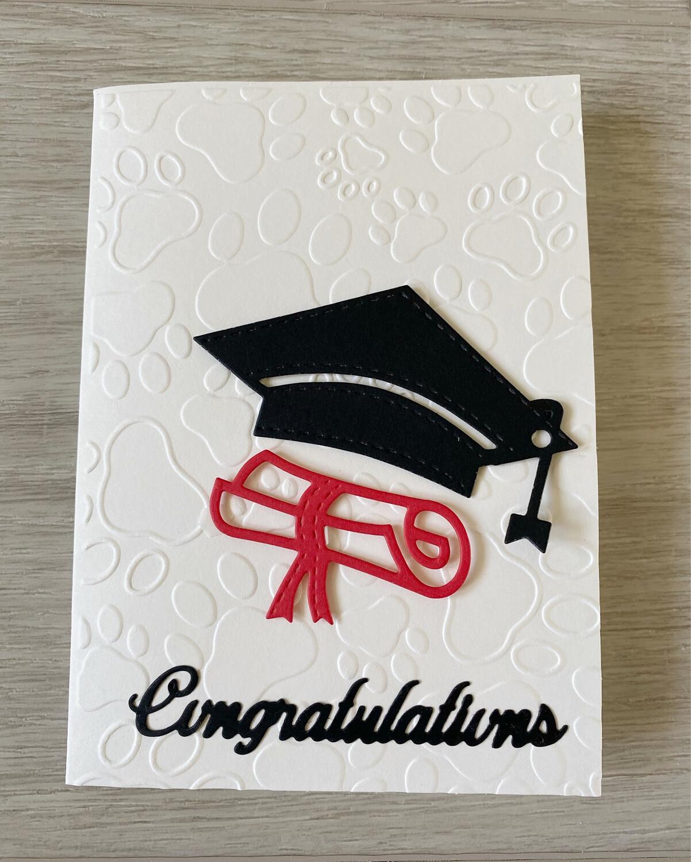 Greeting Cards - Graduation Card, UGA Graduation Card