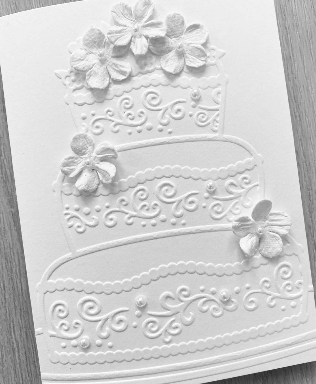 Greeting Card - Wedding Card