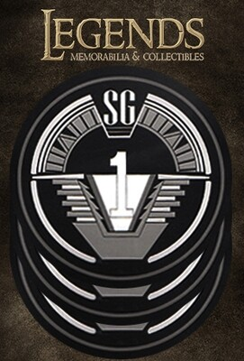 STARGATE SG1 COASTER SET (3)