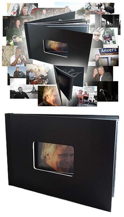 RICHARD DEAN ANDERSON NEW ZEALAND PHOTO BOOK