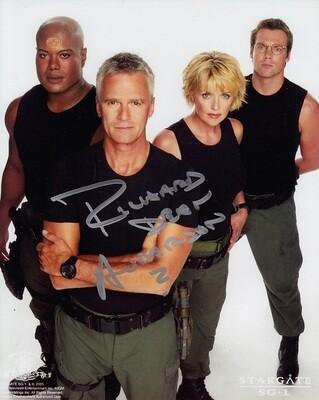 Richard Dean Anderson signed Stargate photo (19751)