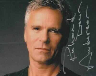 Richard Dean Anderson signed Stargate photo (63311)