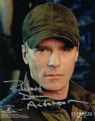 Richard Dean Anderson signed Stargate photo #19745