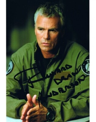 Richard Dean Anderson Signed Photo #20010
