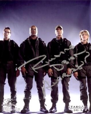 Richard Dean Anderson signed Stargate photo (19913)