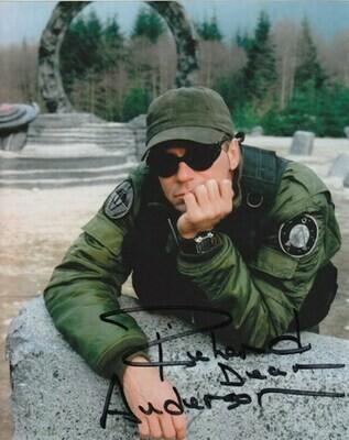 Richard Dean Anderson signed Stargate photo (63502)