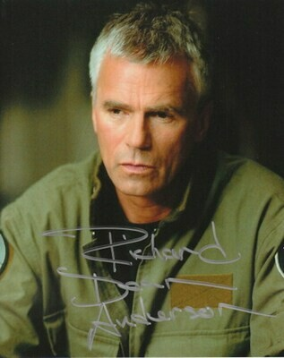 Richard Dean Anderson Signed Photo #63562