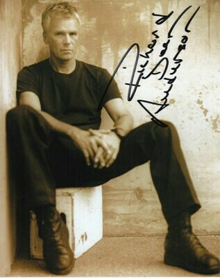 Richard Dean Anderson Signed Photo #63514