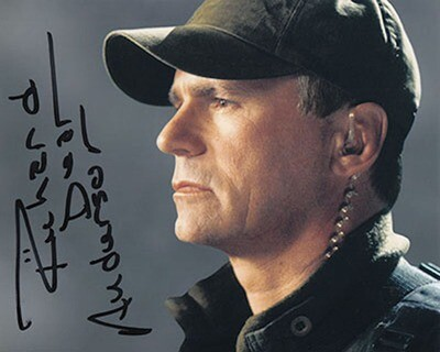 Richard Dean Anderson Signed Photo #63842