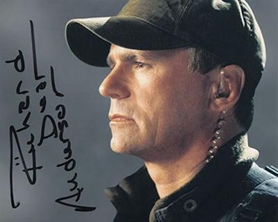 Richard Dean Anderson signed Stargate photo (63842)