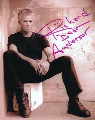 Richard Dean Anderson signed Stargate photo (63924)