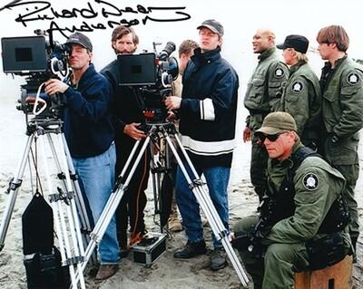 Richard Dean Anderson signed Stargate photo (63925)