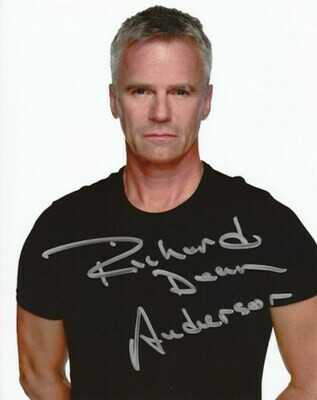 Richard Dean Anderson Signed Photo #63512