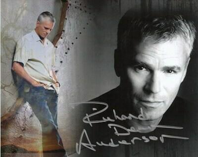 Richard Dean Anderson signed Stargate photo (63560)