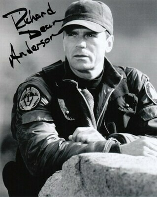 Richard Dean Anderson Signed Photo #63619
