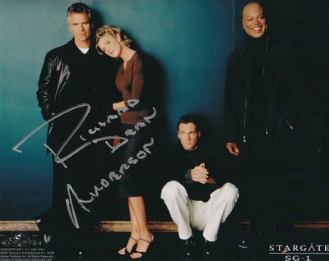 Richard Dean Anderson Signed Photo #63588