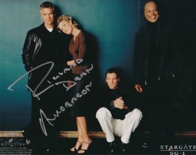 Richard Dean Anderson signed Stargate photo (63588)
