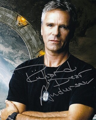 Richard Dean Anderson Signed Photo #63942