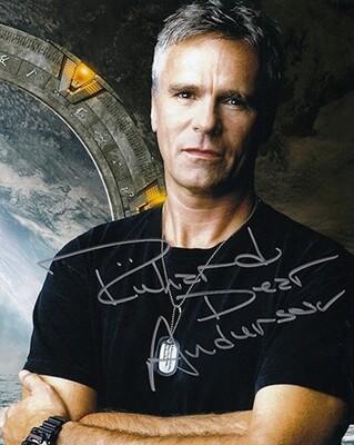 Richard Dean Anderson signed Stargate photo (63942)