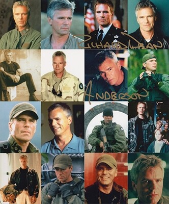 Richard Dean Anderson Signed Photo #63997