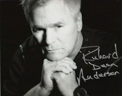 Richard Dean Anderson signed photo #63570