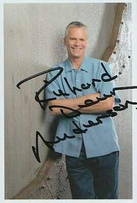 Richard Dean Anderson signed photo #63275