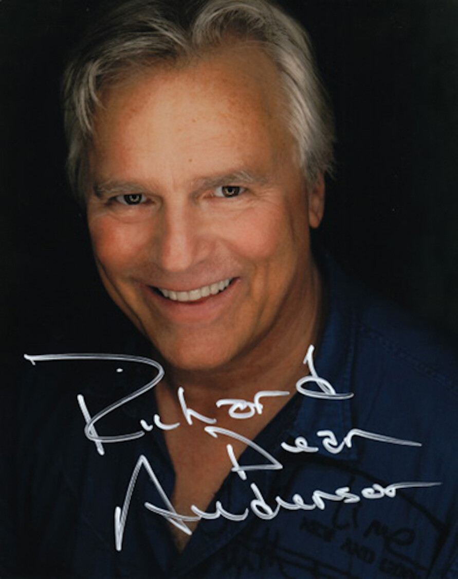 Richard Dean Anderson signed photo #63853