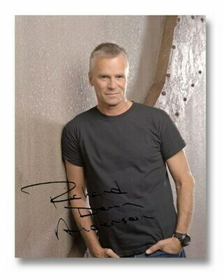 Richard Dean Anderson signed photo #21022