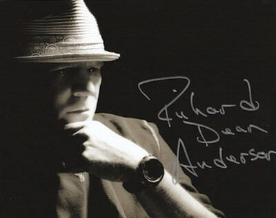 Richard Dean Anderson signed photo #63571