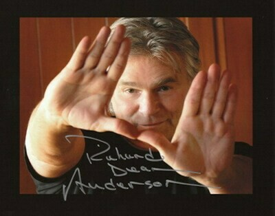 Richard Dean Anderson signed photo #63552