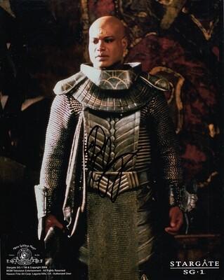 Christopher Judge signed Stargate photo (63605)