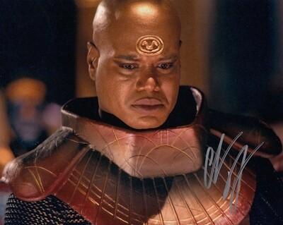 Christopher Judge signed Stargate photo (63958)