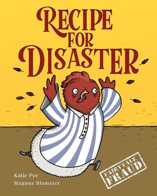 Preorder: Recipe for Disaster