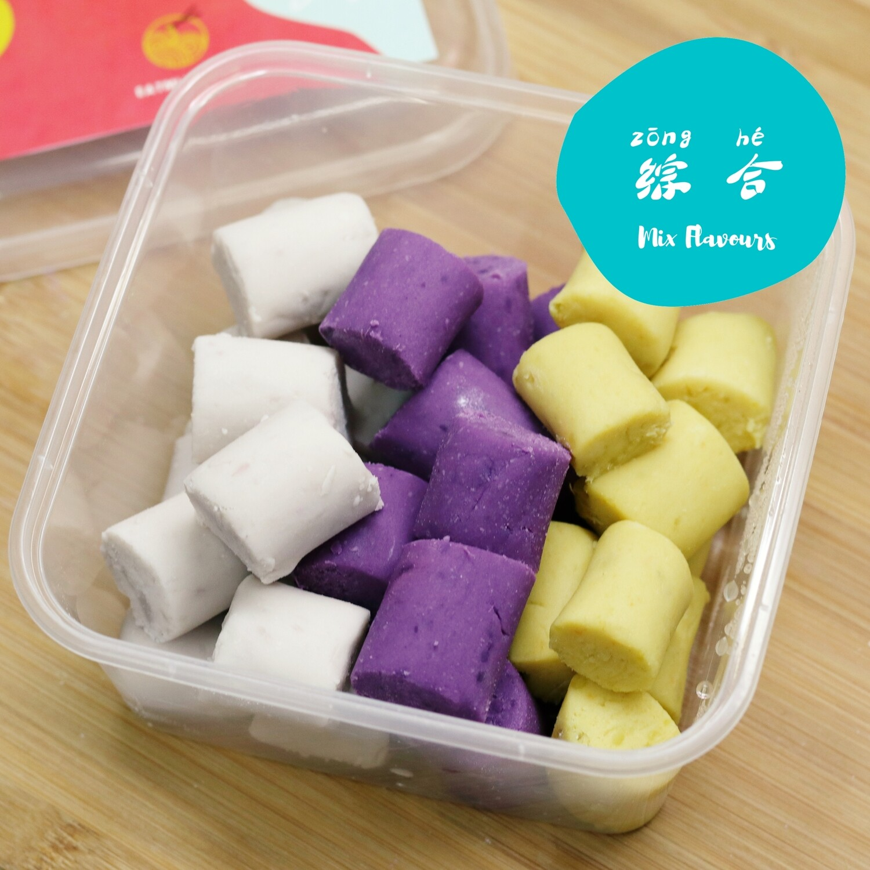 综合口味芋圆 Mixed Taro Balls
