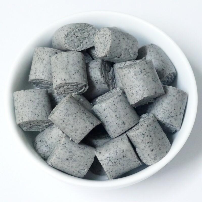 黑芝麻圆 Black Sesame Balls