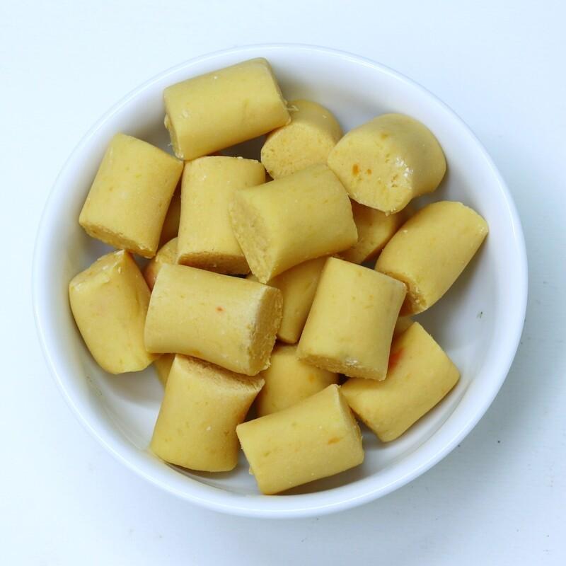 黄薯芋圆 Yellow Sweet Potato Taro Balls