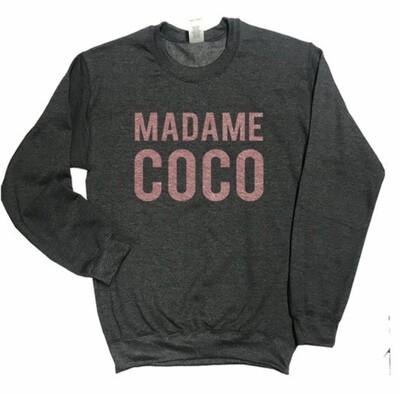 Madame Coco Sweatshirt