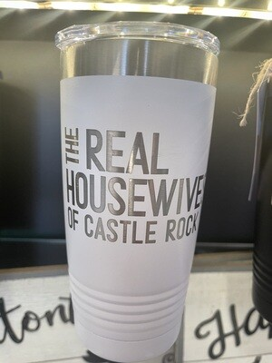 Real Housewives Tumbler - CC