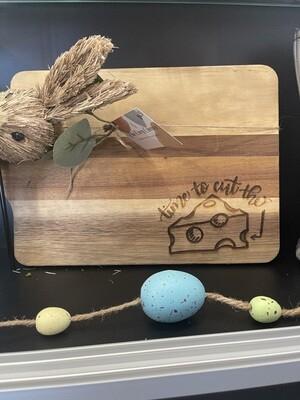 Cut the Cheese Board - CC